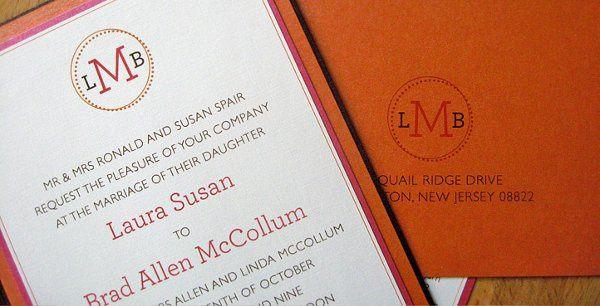 Tmx 1255357666620 W50 West Chester wedding invitation