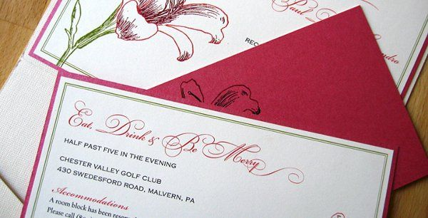 Tmx 1272229218369 W56 West Chester wedding invitation