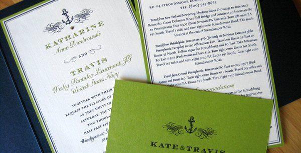 Tmx 1272229218760 W57 West Chester wedding invitation