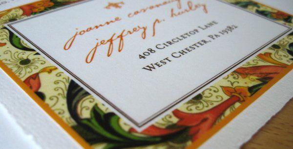 Tmx 1272229220432 W61 West Chester wedding invitation