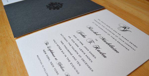 Tmx 1292859480625 Wed4 West Chester wedding invitation