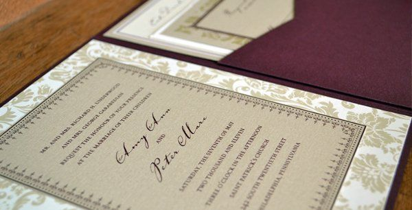 Tmx 1329928853458 Wed16 West Chester wedding invitation
