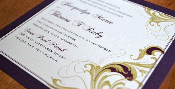 Tmx 1329928858341 Wed24 West Chester wedding invitation