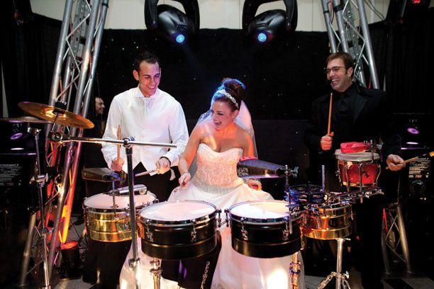 Tmx 1392127178208 Drum Maywood, New Jersey wedding dj