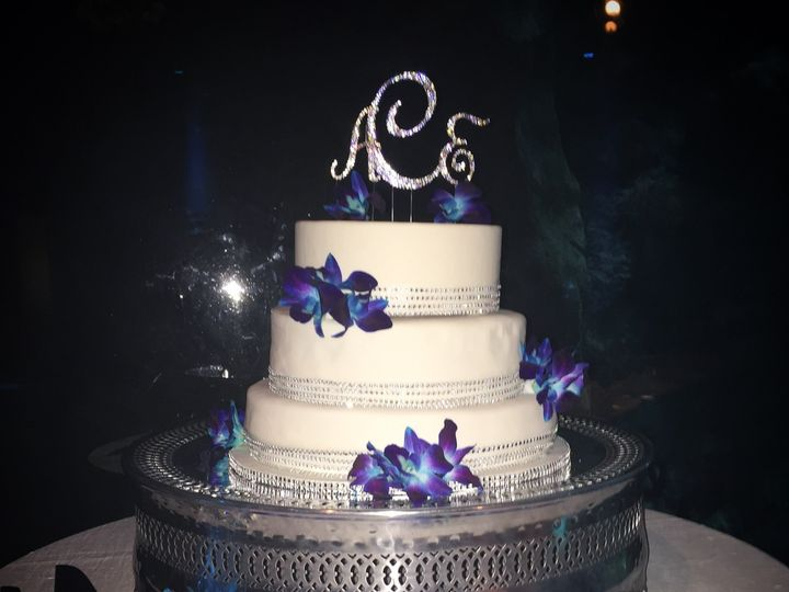Tmx 1461582685445 Image Tampa, Florida wedding cake