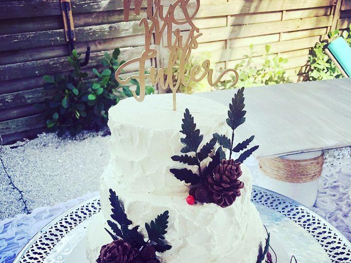 Tmx Winter Wonderland Wedding Cake 1 51 728814 159287114829718 Tampa, Florida wedding cake