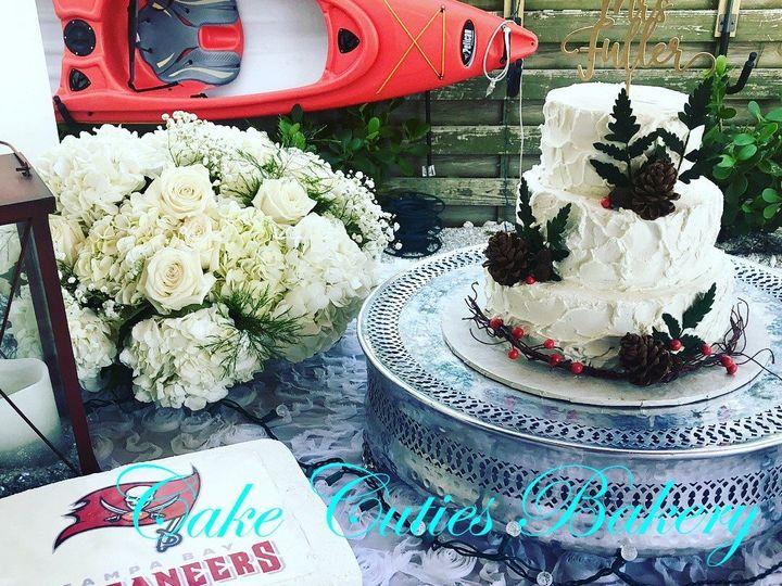 Tmx Winter Wonderland Wedding Cake 2 51 728814 159287115328553 Tampa, Florida wedding cake