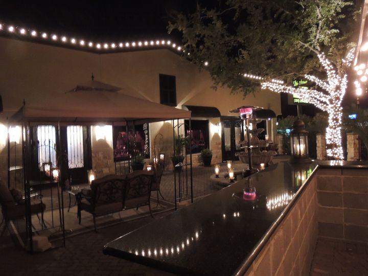 Tmx 1378531007502 Terrace And Bar Area Seabrook, TX wedding venue