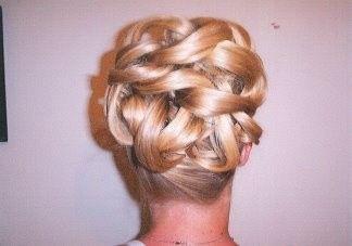 Twisty hair styling