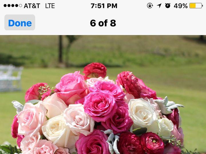Tmx 1520522527 F0311e6eb530673b 1520522525 0bc22e753c2e37b4 1520522518251 7 73241A90 96A4 4E82 Tulsa, Oklahoma wedding florist