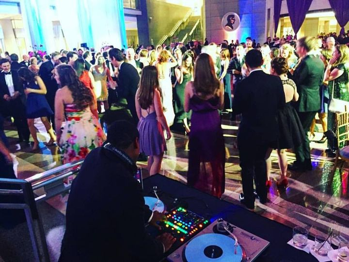 DJ Q will take you on a musical journey throughout your event
