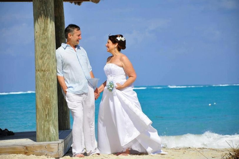 Turks and Caicos Wedding