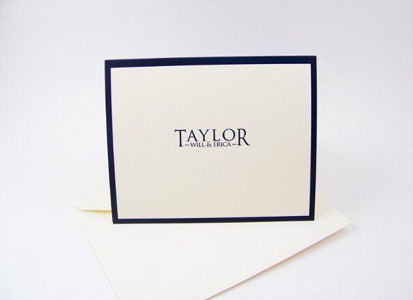 Tmx 1277817688848 Willandericanotecard1 Durham wedding invitation