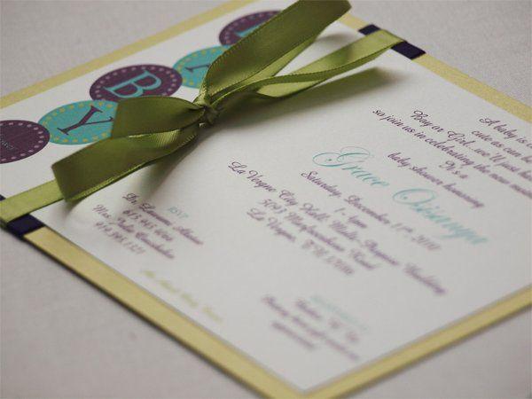 Tmx 1313597589763 Babyshowerpicture3copy Durham wedding invitation