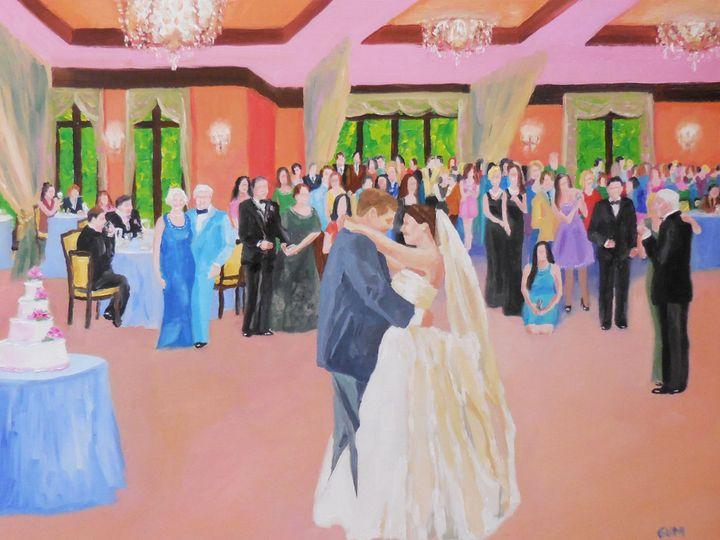 Tmx Wedding Reception Painting Fodero 51 653914 158611792372685 Stony Point, NY wedding ceremonymusic
