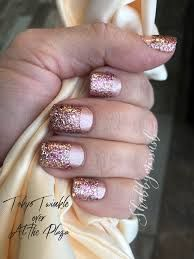 Long French tip