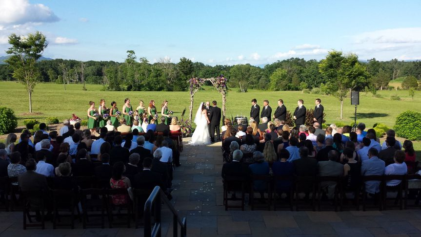 With King Studios, you can add a ceremony sound system to our DJ Package. This gives you everything...