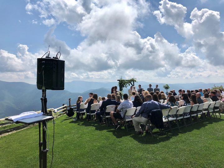 Tmx Ceremony Setup 51 185914 160088976563248 Charlottesville, VA wedding dj