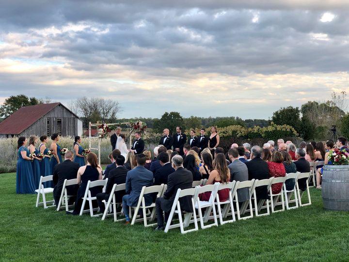 Tmx Early Mountain Vineyard Ceremony 51 185914 160089280851204 Charlottesville, VA wedding dj