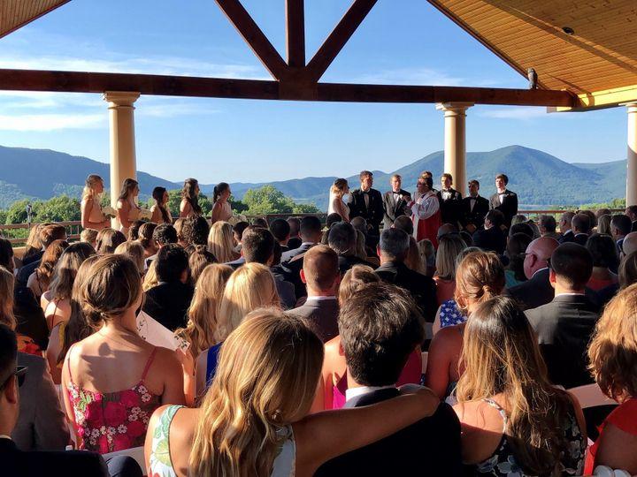 Tmx Irvine Estate Ceremony 51 185914 160089279851587 Charlottesville, VA wedding dj