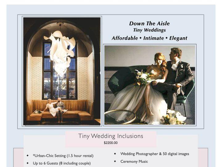 Tmx Private Tiny Wedding 2021 51 585914 161081049141357 Detroit, MI wedding officiant