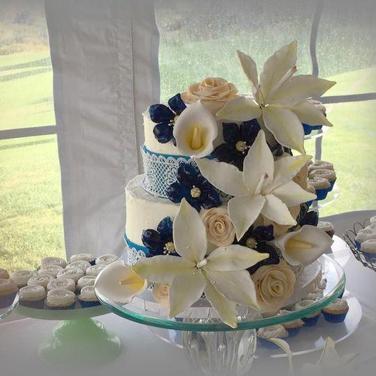 Beautiful flower decorations