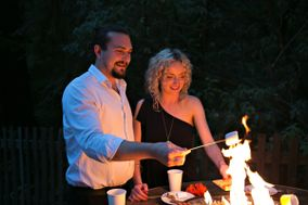 Vin de Flame - Wine Barrel Fire Pits & S'more Bars