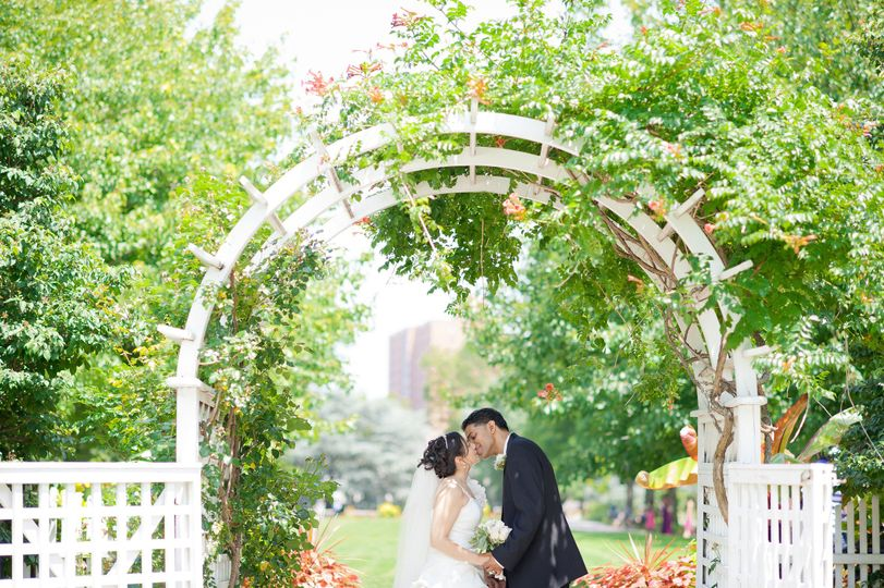 Queens Botanical Garden Venue Flushing Ny Weddingwire