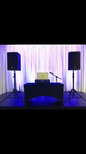 Our DYNAMIK Classic Package is a great choice if you're just needing a DJ and MC with high quality...