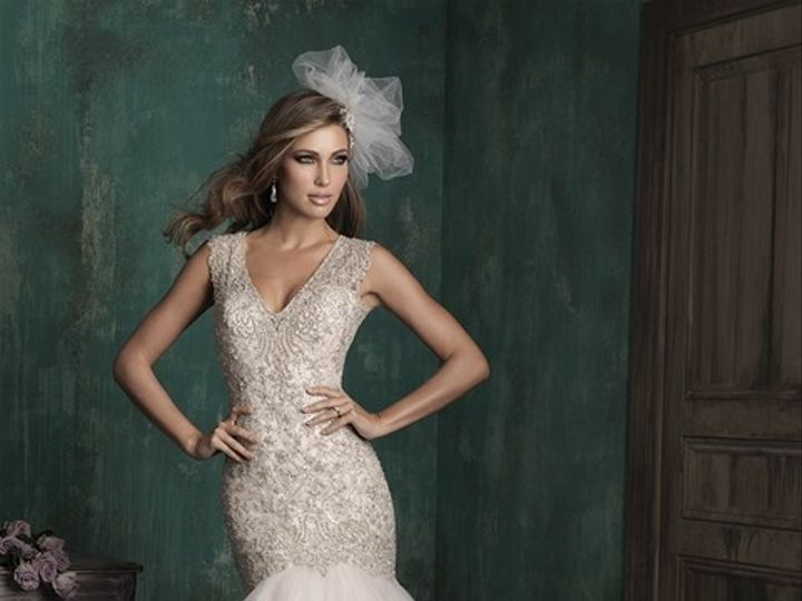 Tmx 1432564526456 7c343f Medford, MA wedding dress