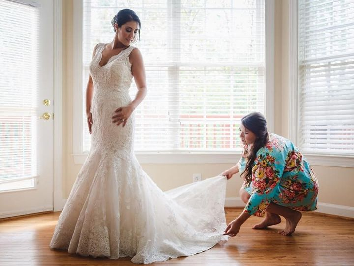 Tmx 1450486875385 Monica Medford, MA wedding dress