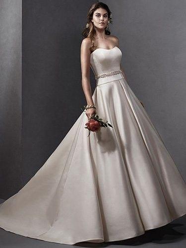 Tmx 1473608471492 Sottero And Midgley Taiya 5ss099 Front Medford, MA wedding dress