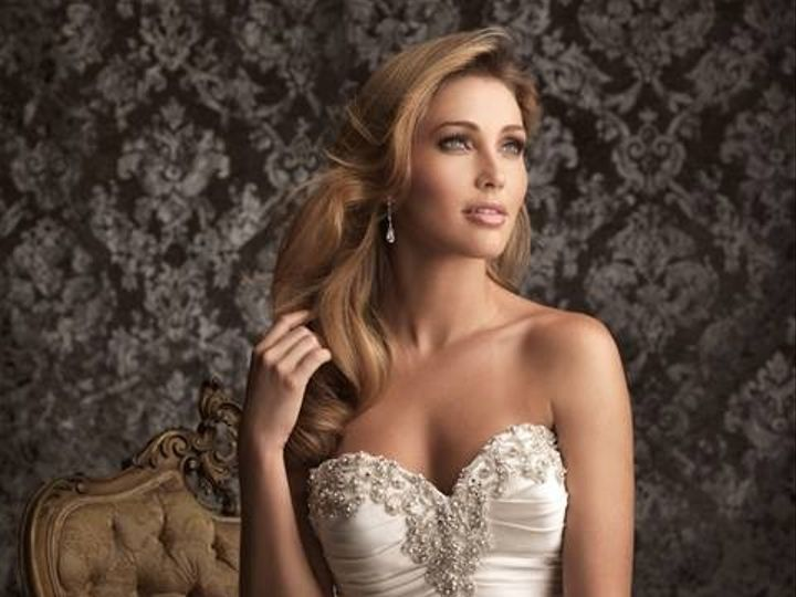 Tmx 1473608558248 Allure Medford, MA wedding dress