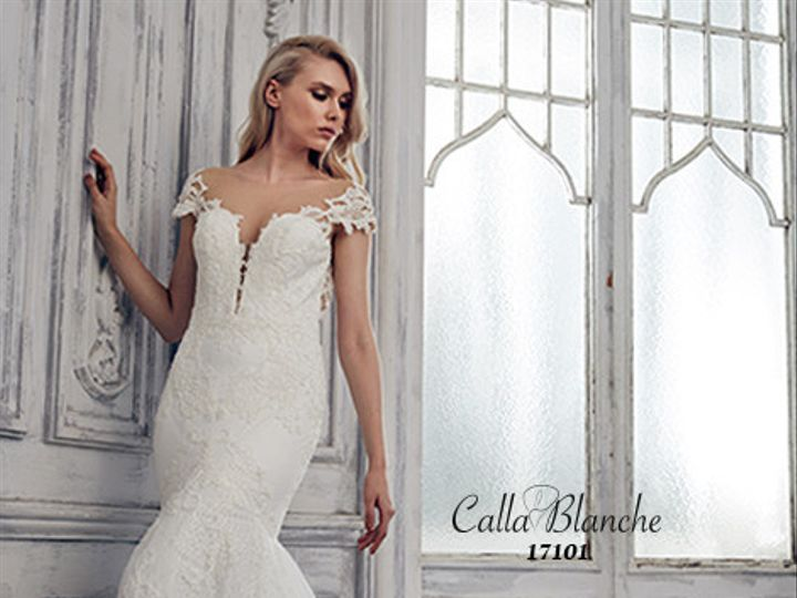 Tmx 1486694104833 Calle Medford, MA wedding dress