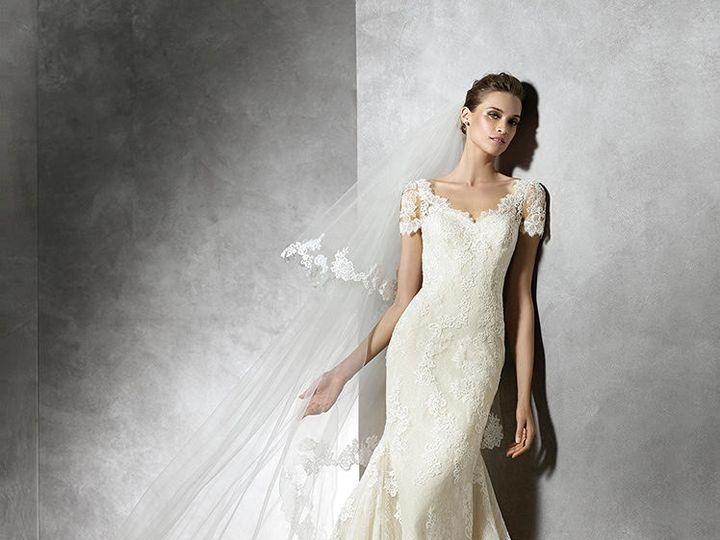 Tmx 1486694337875 Pronovias Medford, MA wedding dress