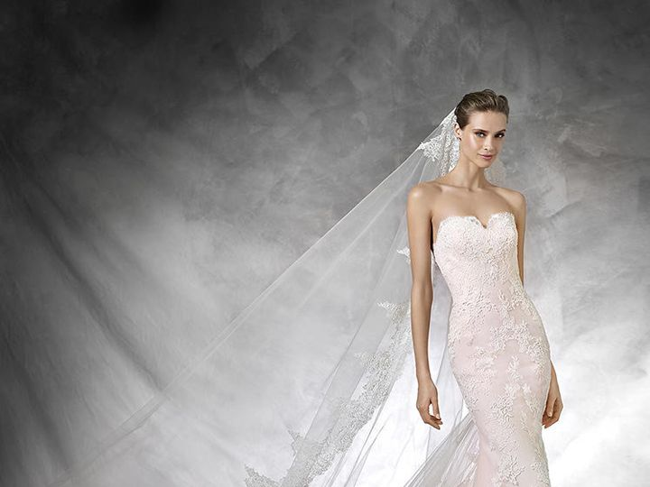 Tmx 1486694350143 Pronovias3 Medford, MA wedding dress