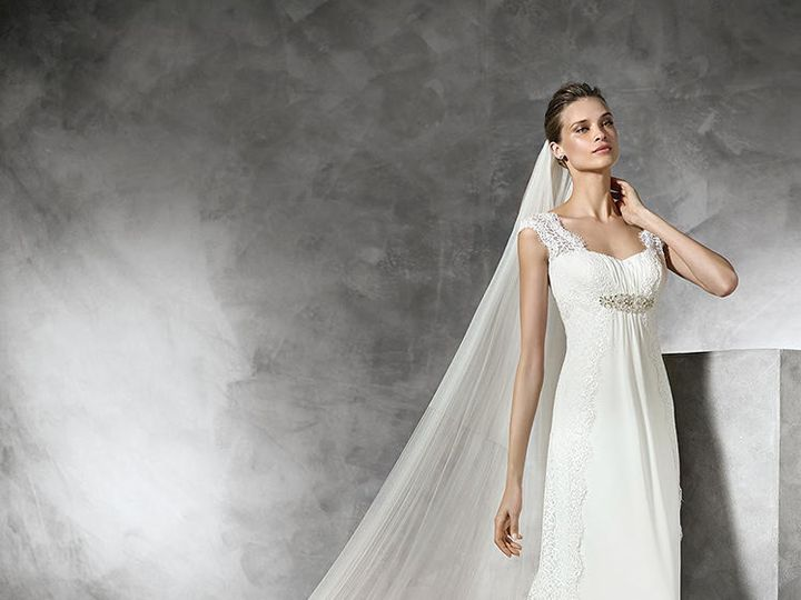 Tmx 1486694356188 Pronovias4 Medford, MA wedding dress