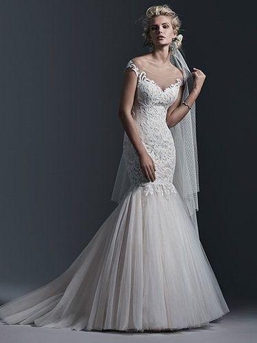 Tmx 1486694433233 Sottero And Midgley Cassandra 5sc640 Front Medford, MA wedding dress