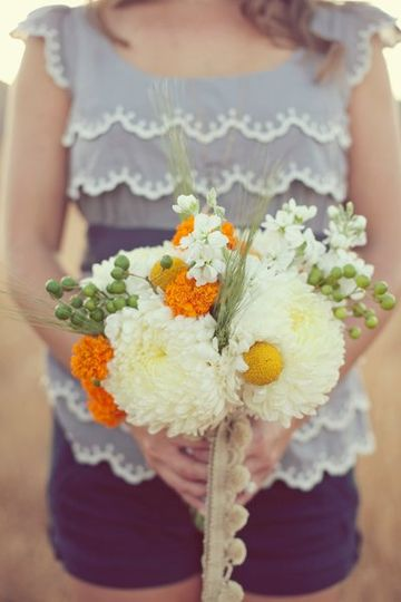 Bouquet designed by Green with Envy Events