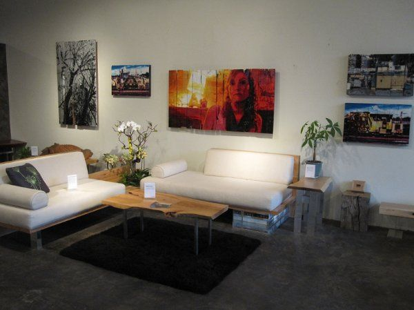 Eco-Investment Club event at Mabuno Furniture Gallery - Solana Beach, CA