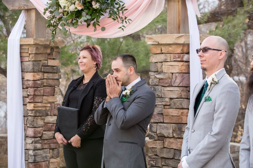 Boulder Creek groom