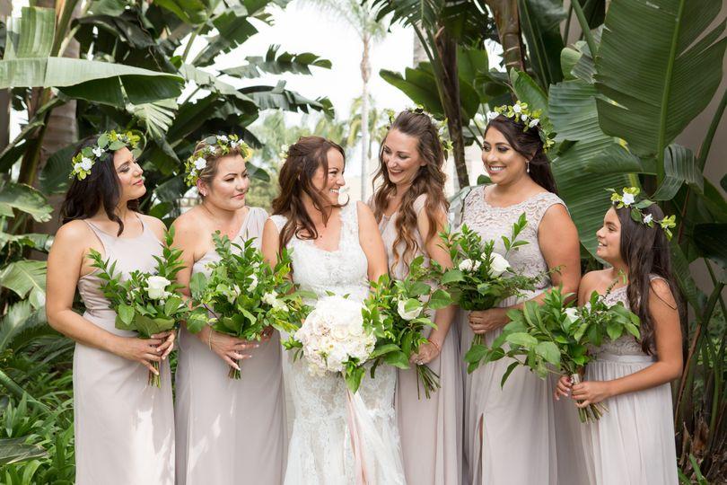 Bridesmaids San Diego