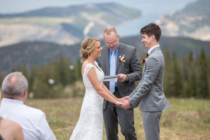 Ceremony joy