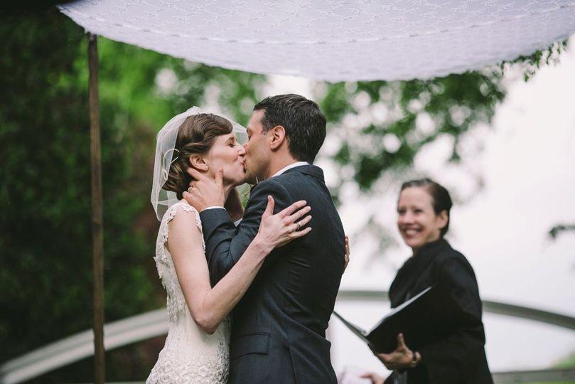 Secular Jewish Interfaith & Irish Weddings