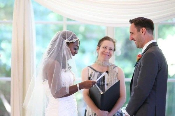 Tmx 1469062725127 8 22 15 Celine Brown  Justin Scatton Broomall, PA wedding officiant