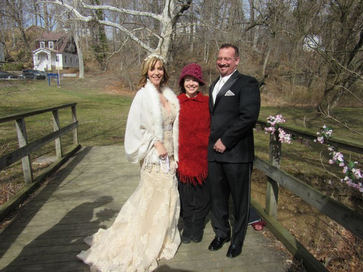Tmx 1469062777415 Billy  Melissa 1 Broomall, PA wedding officiant