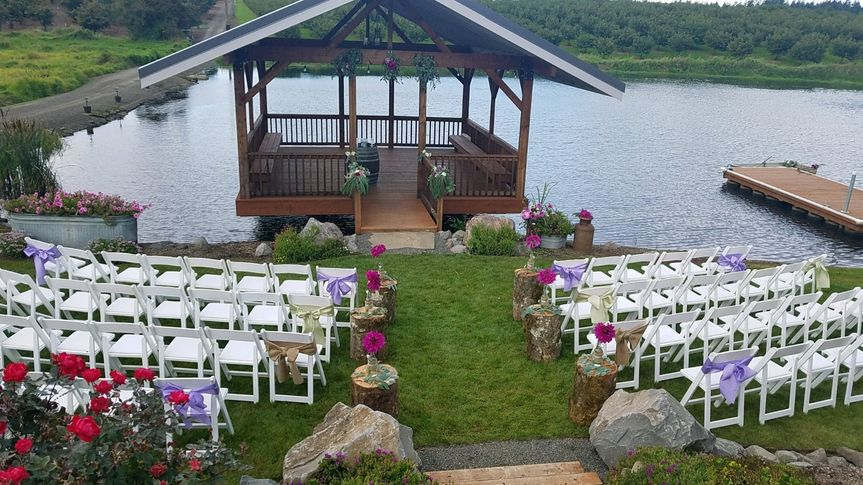 Pondview Weddings, Events & Vacation Rental