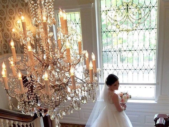 Tmx 1522874370 237d20994c3c60df 1522874369 70c338ad12db1b02 1522874366897 2 Bride On Stairs   Ridgefield, CT wedding venue