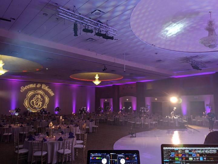 Venue from the Dj Booth