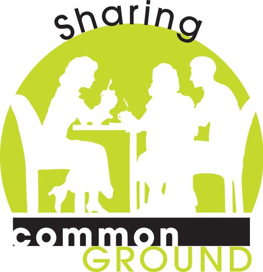 Sharing Common Ground Logo